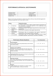 appraisal template conference planner template example of