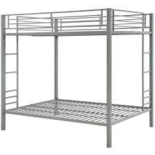 Dorel FullOverFull Metal Bunk Bed Multiple Finishes With - Steel bunk beds