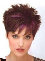 funky haircuts for fine hair short spikey haircuts 30 terrific short hairstyles for round faces