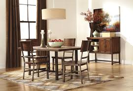Ashley Curio Cabinets Dining Room Furniture Signature Design By Ashley Riggerton Dining Room Server With Metal