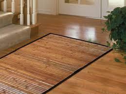 Accessories  Benefits Of Having Bamboo Floor Mat For Your Home - Decorative floor mats home
