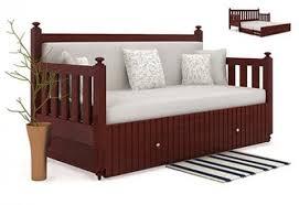 Buy Bed Online Bed Buy Wooden Sofa Beds Online In India