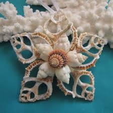 shop seashell ornaments on wanelo