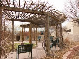 wood arbor plans free home outdoor decoration