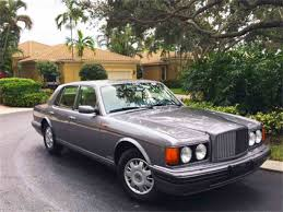 bentley brooklands 2015 1997 bentley brooklands for sale classiccars com cc 995558