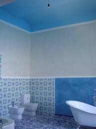 bathroom awesome blue floor tiles for bathroom on a budget