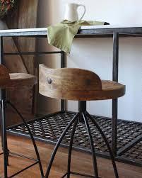 Table De Cuisine Vintage by Tabouret De Bar Industriel La Vedette Indiscutable Dans La
