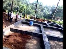 house foundation work pucchamogaru part 1 youtube