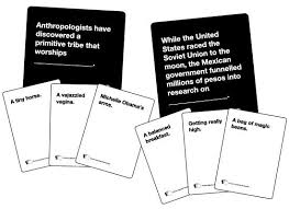 cards against humanity board cards against humanity