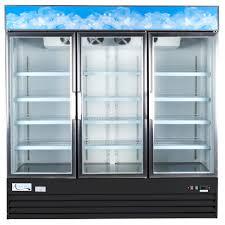 commercial glass door refrigerator glass door merchandiser