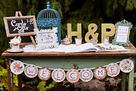 wedding gift table ideas garden tea party wedding budget breakdown garden tea