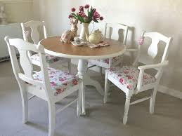 Shabby Chic Dining Table Sets Shabby Chic Kitchen Table Sets Shabby Chic Dining Table And Chairs