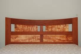 bed headboard finewoodworking