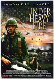under heavy fire movie posters from movie poster shop