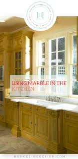 The Kitchen Designer Using Marble Countertops In The Kitchen Hungeling Design