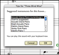 Three Blind Mice Piano Notes Piano Lessons For Beginners To Learn Piano Chords Notes And Songs