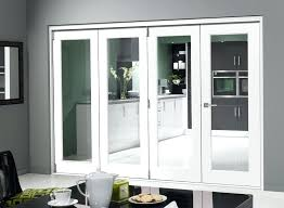 Interior Bifold Doors With Glass Inserts Glass Bifold Doors Interior Panel Doors Interior Bifold