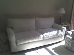 mitchell gold slipcovered sofa mg chloe