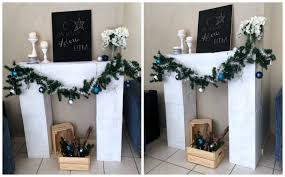 diy box fireplace create magic for be a