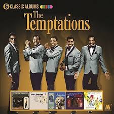 five classic albums vol 2 by the temptations soul cd mar