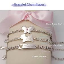 baby bracelets personalized kaiu engravable baby jewellery children s jewellery