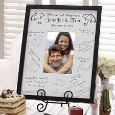 personalized wedding autograph frame 9 best frame vs guestbook images on wedding ideas