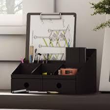 Plastic Desk Organizer Plastic Desktop Organizers You Ll Wayfair