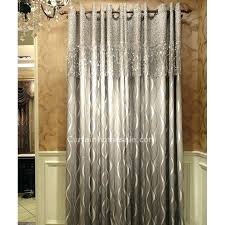 Silver Black Curtains Curtains Silver Grey New Diamante Faux Silk Lined Curtains Black