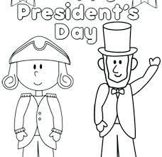free printable coloring pages of us presidents free presidents day coloring sheets president coloring page