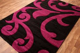 Black Area Rugs Pink And Black Area Rugs Roselawnlutheran