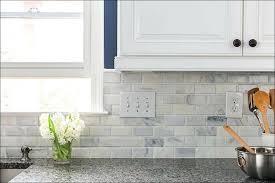 brick tile backsplash kitchen white brick backsplash vaulted style of white ceiling exposed
