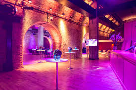 steel yard london christmas party ec3 crazy cow events
