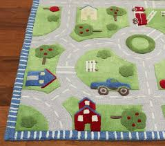 Pottery Barn Kids Area Rugs by In The Park Rug