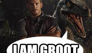 Chris Pratt Meme - chris pratt jurassic world meme google search jurasico