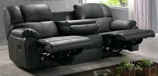 3 Seater Leather Recliner Sofa 3 Seater Leather Recliner Sofa Brightmind