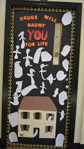 Red Ribbon Week Door Decorating Ideas Louisiana For The Deaf