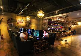 internet cafe in hua guy yuan my works pinterest cafes