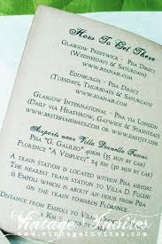 Wedding Invitations Glasgow Vintage Wedding Love Vintage Invites Wedding Invitations For
