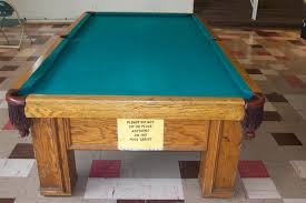 used valley pool table pool tables government auctions blog governmentauctions org r