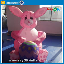 Easter Bunny Decoration Games inflatable easter bunny costume decoration sales inflatable rabbit