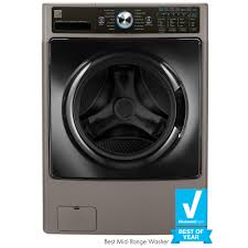 Wash Comforter In Washing Machine Kenmore Elite 41583 4 5 Cu Ft Front Load Washer W Steam U0026 Accela