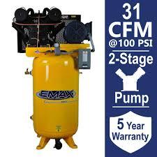 california air tools 8 gal 1 hp ultra quiet and oil free air