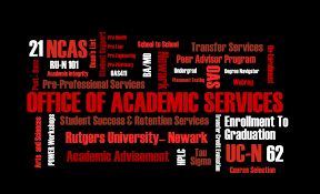 office of academic services oas rutgers u2013newark colleges of
