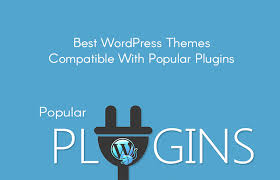 25 best themes compatible with most popular plugins