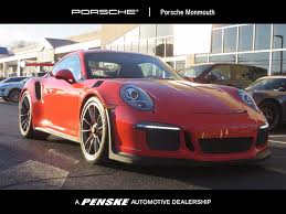porsche 911 2016 2016 used porsche 911 2dr coupe gt3 rs at porsche monmouth serving