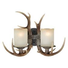 Double Light Wall Sconce Rustic Sconces U0026 Wall Lamps From Black Forest Decor Black Forest