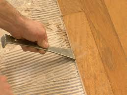 Laminate Flooring Glue Down How To Install Engineered Wood Over Concrete How Tos Diy