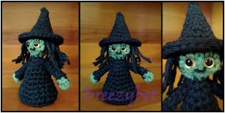 amigurumi witch pattern wee witch amigurumi free pattern crochet kingdom