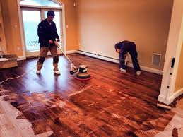 residential hardwood flooring refinishing repair monmouth county
