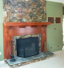 Arts And Crafts Home Interiors Decorating Ideas Astonishing Fireplace Design For Living Room
